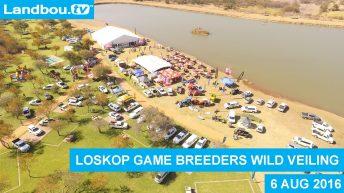 Loskop Game Breeders Veiling 2016